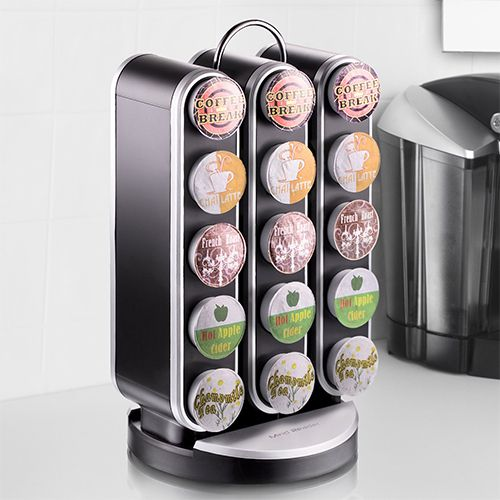 11 Best K Cup Holders For 2018 Keurig Coffee Pod Storage