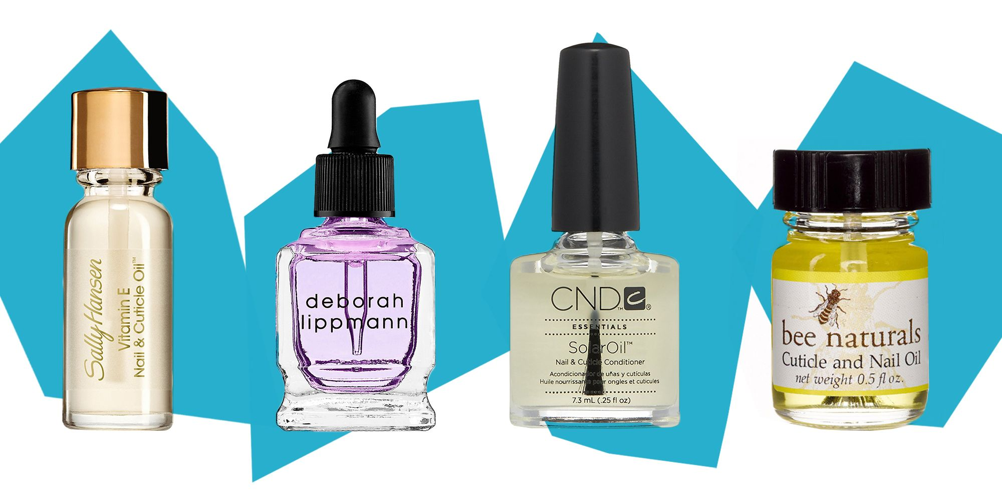 10 Best Cuticle Oils for 2018 - Nail Oil to Soften Damaged Cuticles