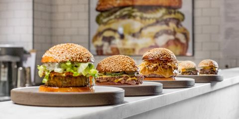 best burgers in NYC