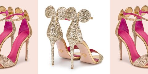 141d1c2521 Minnie Mouse Heels from Oscar Tiye for 2018 - Super Cute Heels with ...