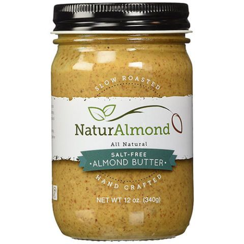 NaturAlmond Salt-Free Almond Butter