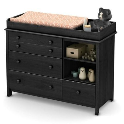 South S Little Smileys Changing Table With Removable Station