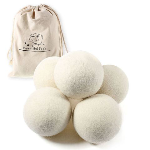 Beautiful Tech Premium Australian Wool Dryer Balls