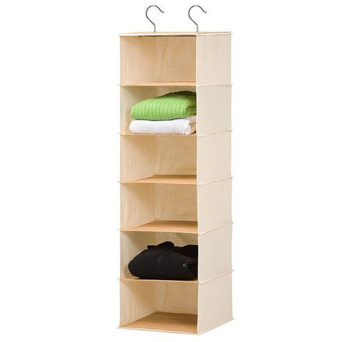 Honey-Can-Do Hanging Closet Organizer