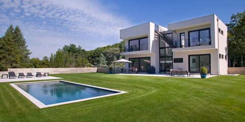 Modern Sag Harbor Home