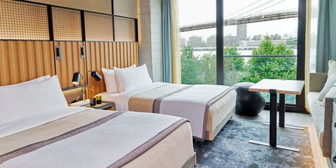 1 Hotel Brooklyn Bridge — Dumbo