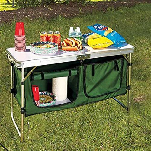 Good Best Camping Kitchens For Toprated Portable Grill Tables And Cooking Stations With Outdoor