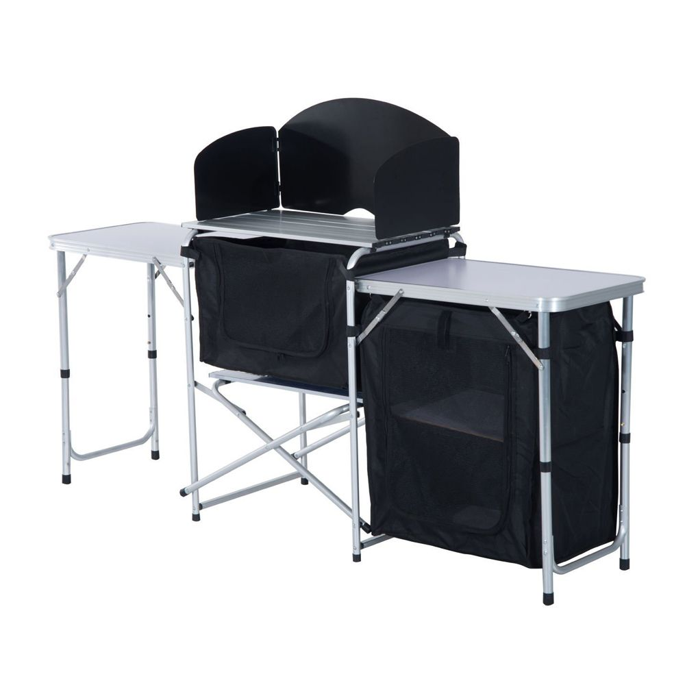 9 best camping kitchens for 2018 - top-rated portable grill tables