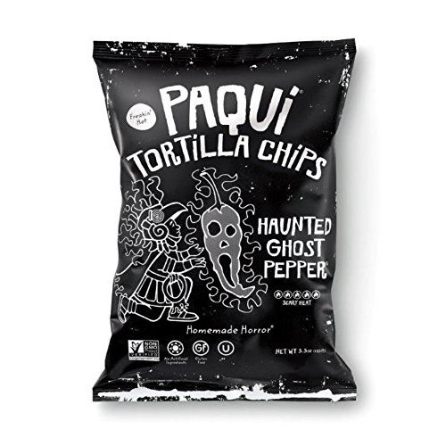 "<p><strong data-redactor-tag=""strong"" data-verified=""redactor""><em data-redactor-tag=""em"" data-verified=""redactor"">$3</em></strong> <a href=""https://www.amazon.com/Paqui-Tortilla-Chips-Haunted-Pepper/dp/B01N6HD8HB/?tag=bp_links-20"" target=""_blank"" class=""slide-buy--button"" data-tracking-id=""recirc-text-link"">BUY NOW</a></p><p>You may remember when Paqui put out their limited-edition Carolina Reaper Madness chip (yes, literally just one chip) that claimed to be the spiciest in the world. The challenge was essentially just to eat it without having a full-body meltdown, which made for some great <a href=""https://www.youtube.com/watch?v=srBhVq3i2Zs"" target=""_blank"" data-tracking-id=""recirc-text-link"">internet vids</a>! The chips are sold out, but this is their next spiciest offering, so good luck to your bowels! </p><p><strong data-redactor-tag=""strong"" data-verified=""redactor"">More:</strong> <a href=""http://www.bestproducts.com/lifestyle/g2666/ultimate-hot-sauce-gift-guide/"" target=""_blank"" data-tracking-id=""recirc-text-link"">14 Gifts All Hot Sauce Lovers Would Want to Receive</a> </p>"