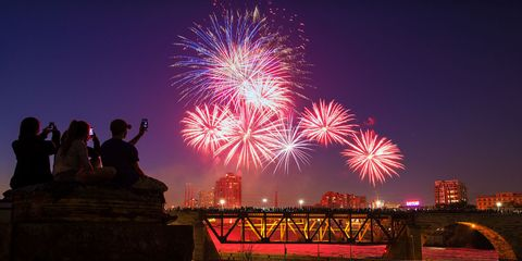 Best Backyard Fireworks 20 best 4th of july fireworks displays in the us - fourth of july