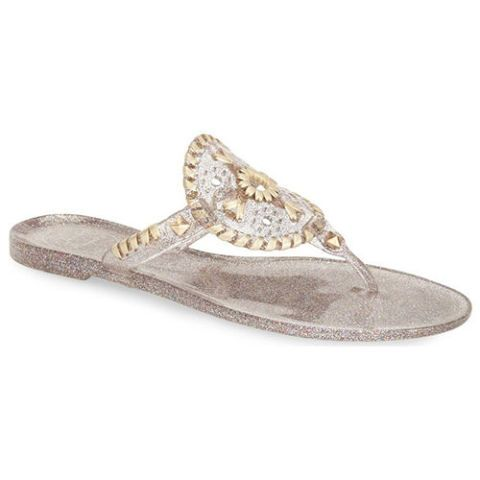 jack rogers georgica clear jelly sandals