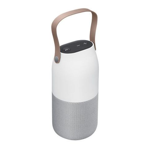 Samsung Wireless Speaker Bottle Design