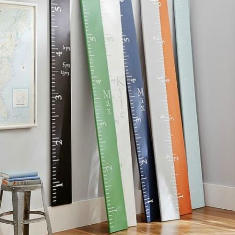 12 Best Growth Charts For Kids In 2018 Decals And