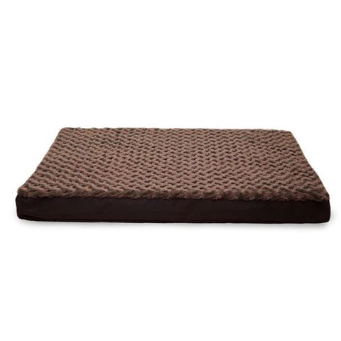 Furhaven Pet Ultra Plush Deluxe Orthopedic Mattress Pet Bed