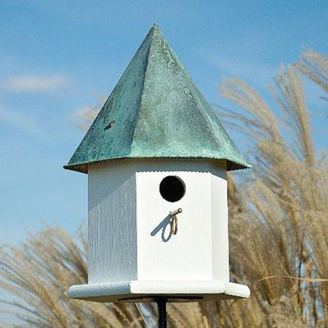 Grandin Road Songbird Deluxe Bird House