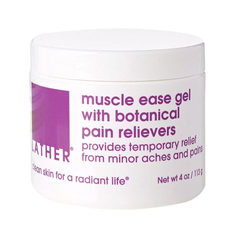 Lather Muscle Ease Pain Relief Gel with Botanicals