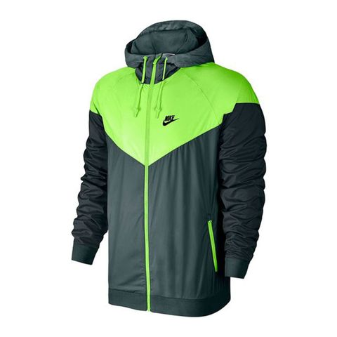 Nike Sports Windrunner Hooded Track Jacket