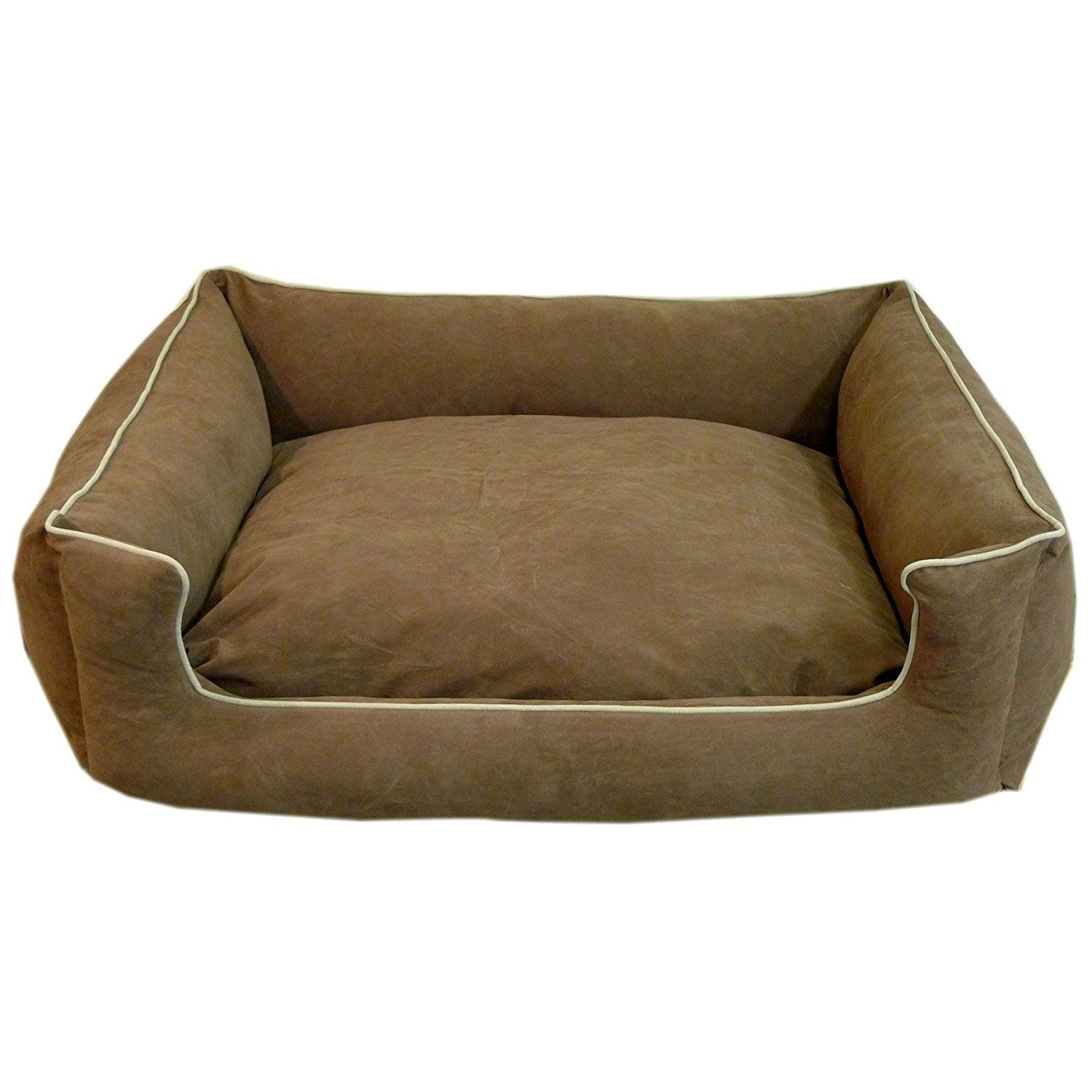 Carolina Pet Kuddle Lounge Couch Dog Bed