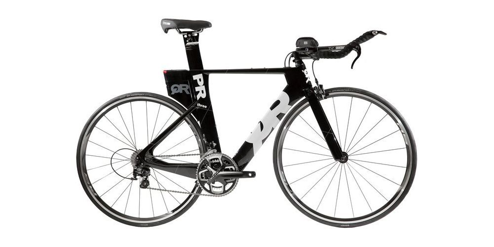 Quintana Roo PRthree 2017 Triathlon Bike