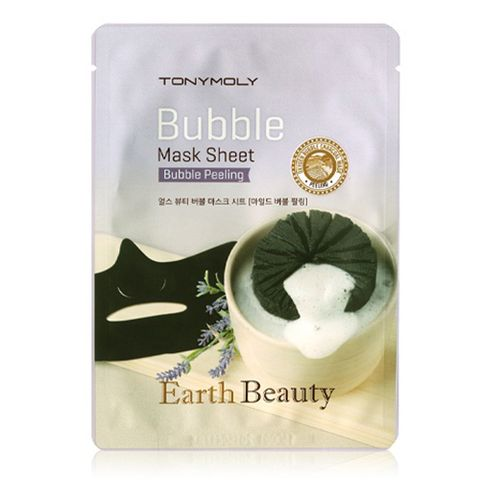 Earth Beauty Bubble Sheet Mask