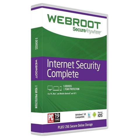 Webroot Internet Security Complete 2017