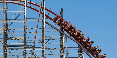 Goliath at Six Flags America
