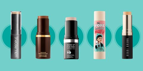 9 Foundation Sticks for Quick Application Anywhere