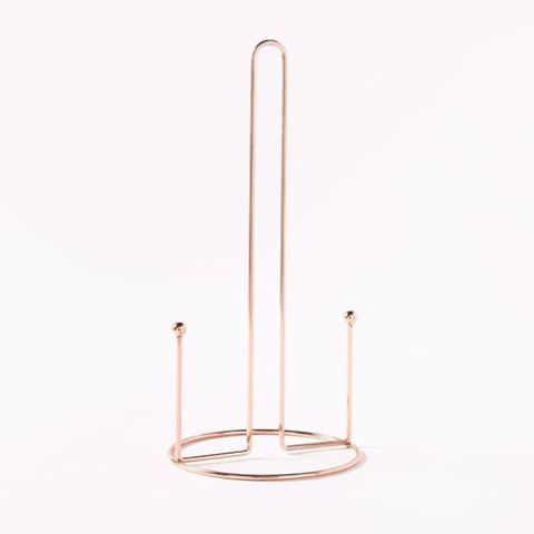 Copper Wire Paper Towel Holder