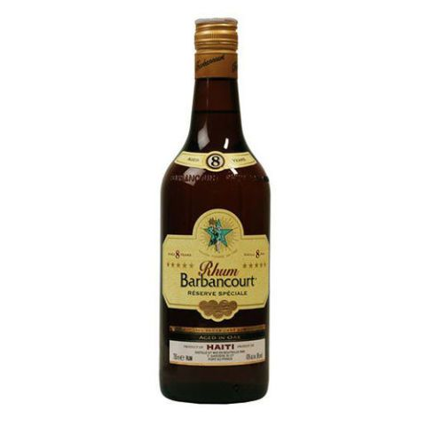 Rhum Barbancourt 8-Year Rum