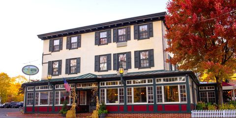 The Logan Inn - haunted hotels
