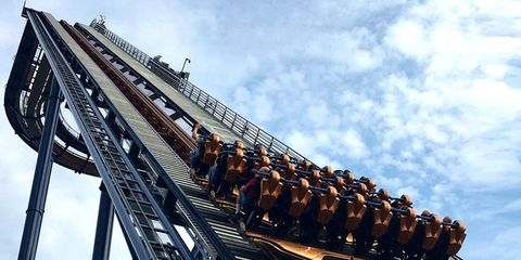 fasterst roller coasters in the world