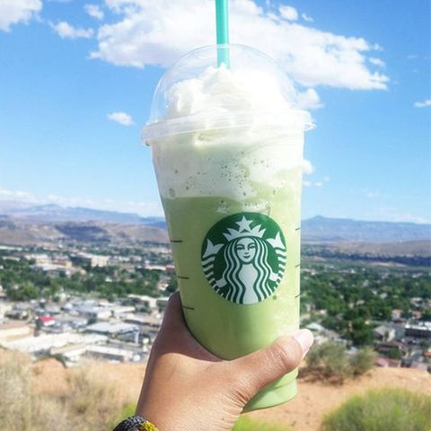15 Highest Calorie Starbuck Drinks In 2018 Starbucks