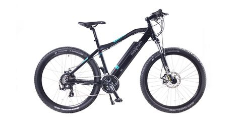 Magnum Mi5 Electric Hardtail Mountain Bike