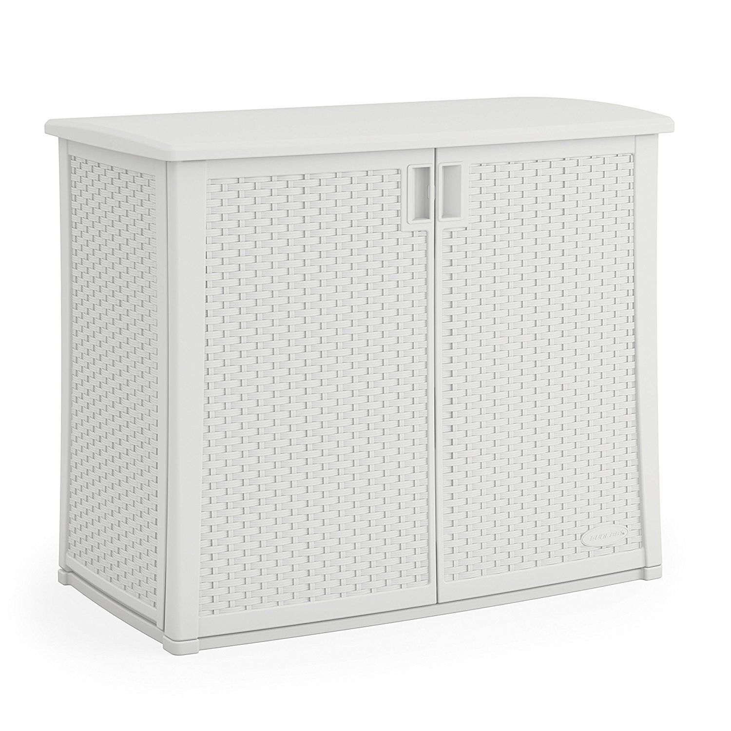 "Suncast BMOC4100WD Elements Outdoor 40"" Wide Cabinet"