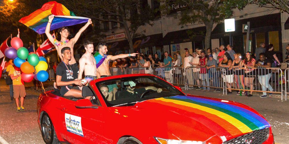 providence ri gay pride parade