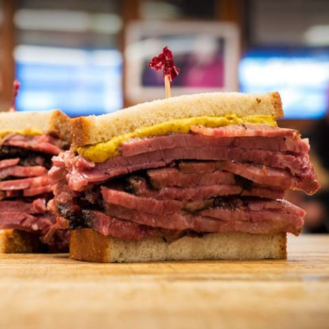 Katz's Delicatessen — Lower East Side, Manhattan