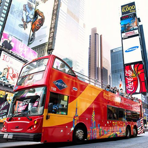 The Classic New York Bus Tour