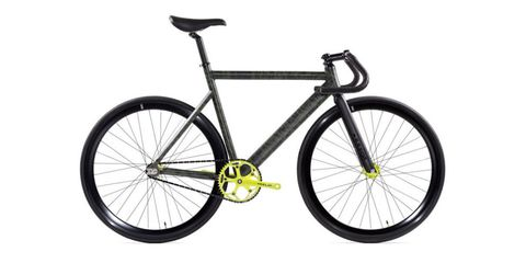 State Bicycle Co. Black Label Aluminum Fixed Gear Bike