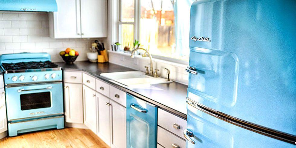 31 Best Retro Kitchen Appliances For 2018 Vintage