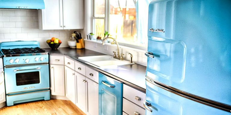 colored small kitchen appliances 31 best retro kitchen appliances for 2018 vintage 5565