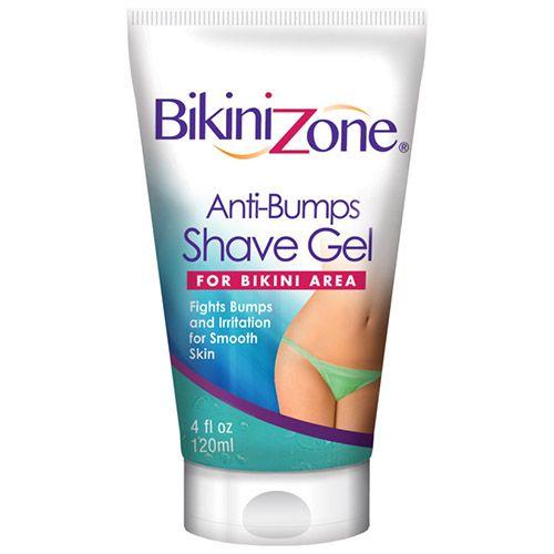 Best bikini shave
