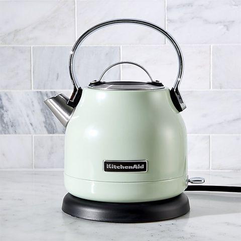 KitchenAid Pistachio Electric Kettle