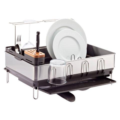 Simplehuman Stainless Steel Frame Dish Rack