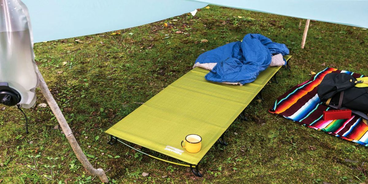 8 Best Camping Cots For 2019 Folding Cots Amp Beds For Camping