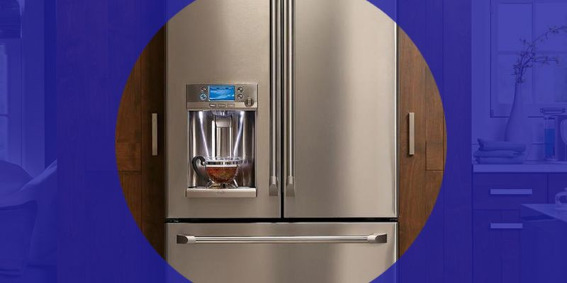 10 Best Stainless Steel Refrigerators 2018 French Side By Side Stainless Steel Fridge Reviews