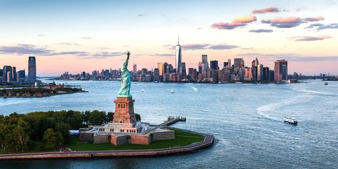 New York Tourist Attractions