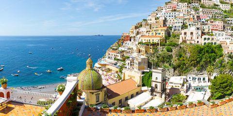Amalfi Coast — Italy