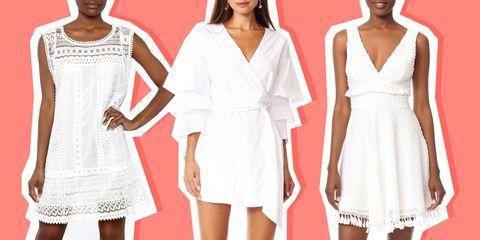 White Dresses Summer