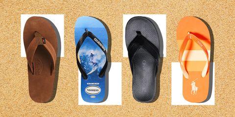 82c75b41867b66 9 Best Mens Flip Flops for 2018 - Fashionable Yet Cheap Flip Flops ...