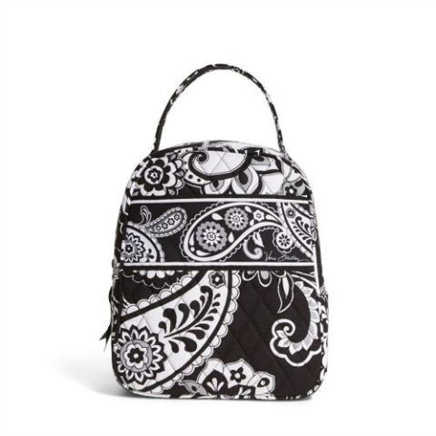 44419e145fcc Vera Bradley Lunch Bunch.  39.99. BUY NOW. This black and white Vera  Bradley lunch tote ...